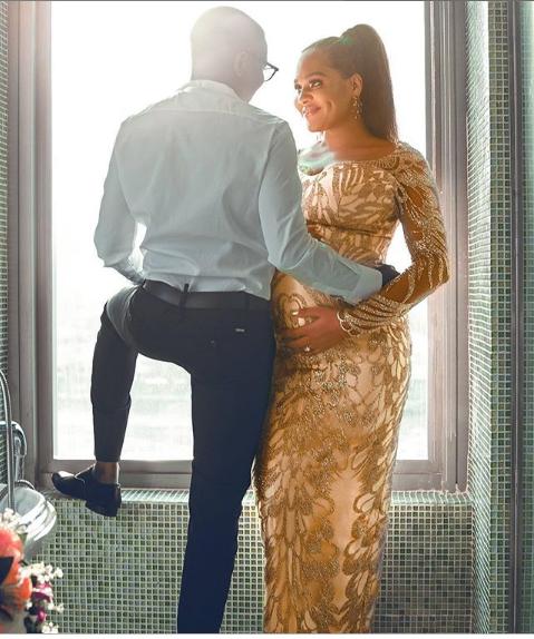 Tania and husband