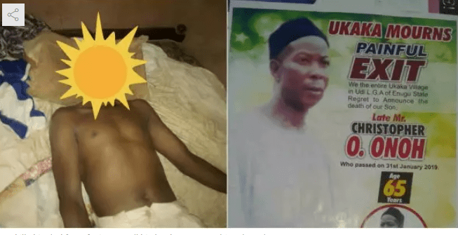 Man Strangles His Father To Death Over His Refusal To Sell His Land