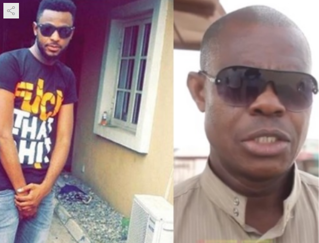 'My son was not killed by a stray bullet' - Kolade Johnson's father