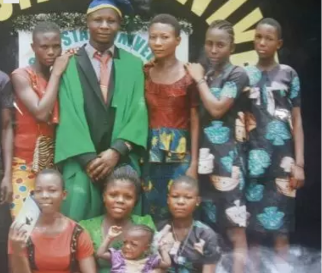 So sad! See the photo of the family of 6 killed in Ebonyi state