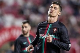Cristiano Ronaldo To Miss Champion League Quarter-Finals First And Second-Leg Against AJax