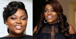 """Funke 1 300x155 - """"So many popular actresses marriage crash because they lack the PATIENCE of Funke Akindele"""" – Actor Shares"""