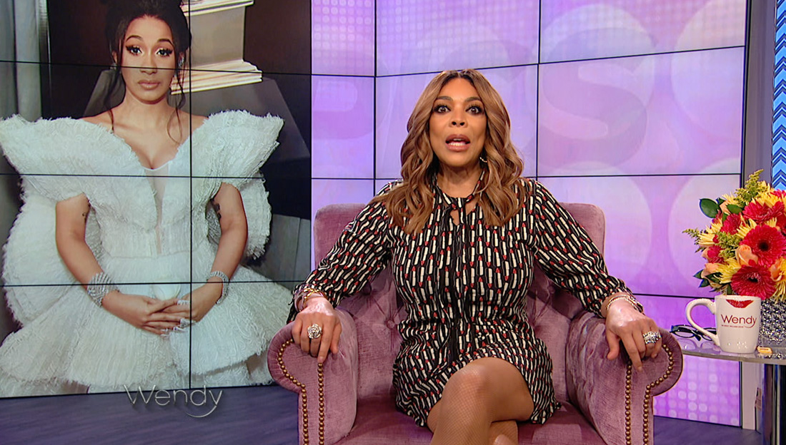 Wendy Williams In Love With Cardi B's Bodyguard?