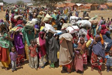 Over 2000 persons displaced by bandits in Niger state, refuse plea from their governor to go back home