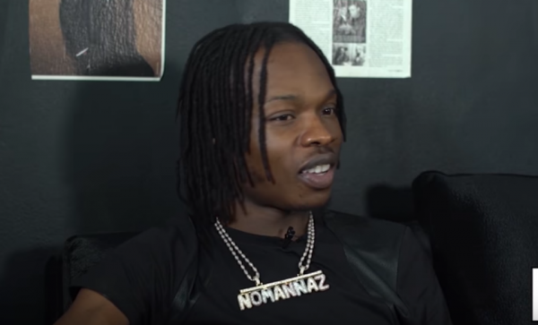 'If you know about slavery, you'll know that 'Yahoo Yahoo' is not a crime' - Singer Naira Marley