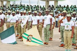 NYSC Members' Allowance Increased By 100 Per Cent
