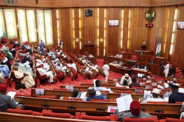 Just In: Senate threatens to shut down bet9ja