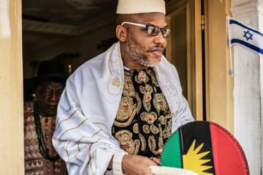 Nnamdi Kanu To Tinubu: You Cannot Sacrifice The Blood Of Your Brethren On The Shrine Of 2023 presidential Ambition
