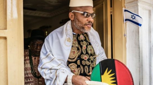 Why the British will no longer trust Igbos - Nnamdi Kanu