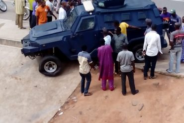 ondo first bank robbers