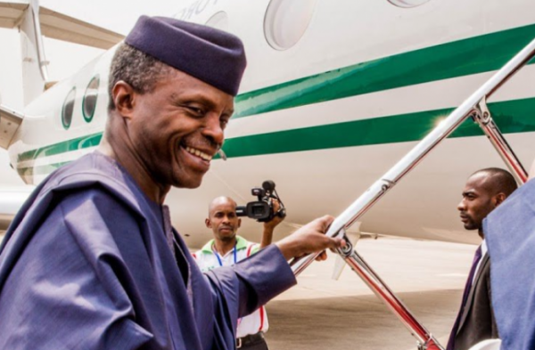 Why Okorocha Is A Great Achiever - Osinbajo