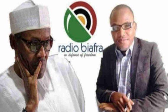 Nnamdi Kanu Releases Shocking Proof ''Alleging'' Buhari Is Not Nigerian