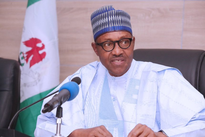 "President Muhammadu Buhari new - Take Ruga, give us proper and better social amenities – Nigerians ""drag"" Buhari"