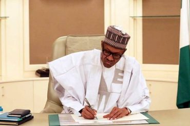 Breaking!!! President Muhammadu Buhari Inaugurates NEC, Tasks Them On Four Critical Areas