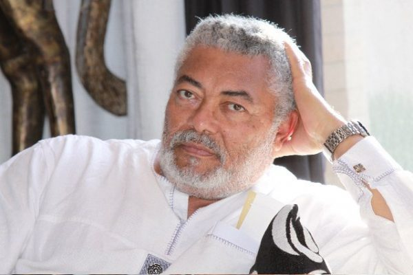 Don't name Varsity after me- Ex-Ghanaian president, Rawlings