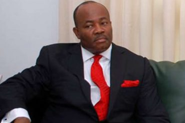 Akpabio Pulls Out Of Akwa Ibom Senatorial Rerun