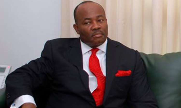 SERAP Drags Akpabio To Court Over Diversion Of Constituency Projects