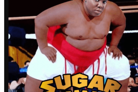 Talented singer, Teni Entertainer, has dropped the audio to his much anticipated single ''Sugar Mummy'' today, 18th April. The 4 minutes song was produced by Rexxie beat.