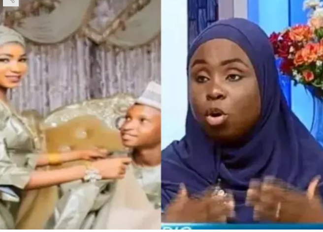 'Allow child marriage when the kids have sexual urges' - TVC Presenter