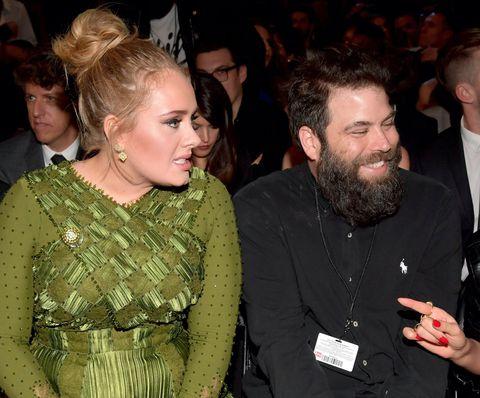 Singer Adele and husband Simon Koneki split!