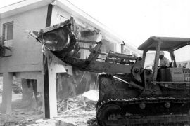 Government Demolish Abuja AIT Building