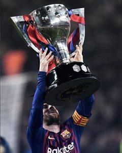 Barcelona Crowned Spanish Champions