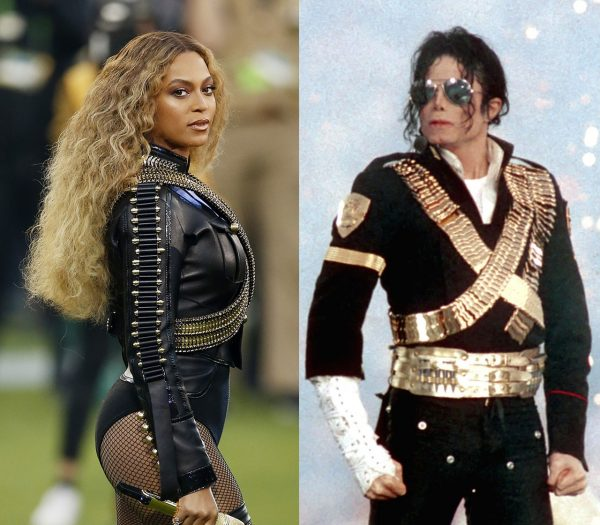 Comparing the performance of Michael Jackson with beyonce is like comparing the BEAUTY of ALEX with that of bobrisky