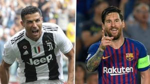 Neymar, Ronaldo And Messi – See Who The World's Highest Paid Athlete Is