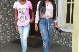 mercy aigbe daughter