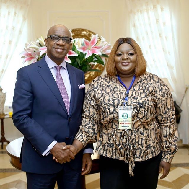 Eniola Reacts To Her Political Appointment Under Ogun State Governor-Elect, Dapo Abiodun