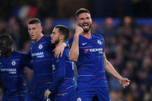 Giroud Sets Europa League Record