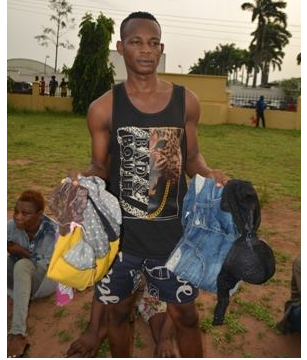 Police arrest cultist who rapes and takes nude photos of unsuspecting female job seekers