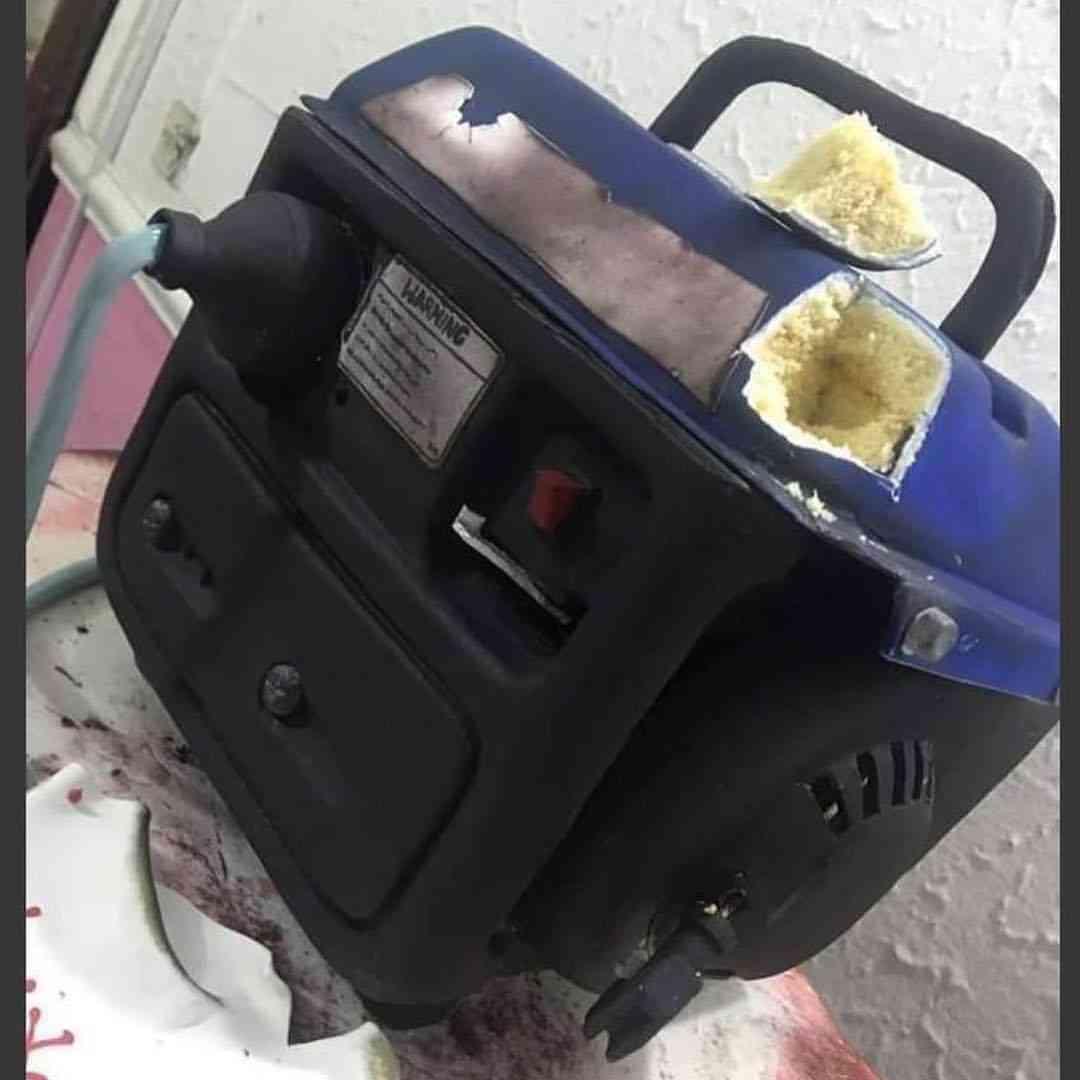 Generator cake