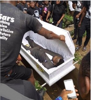 Tears As Kolade Johnson Laid To Rest