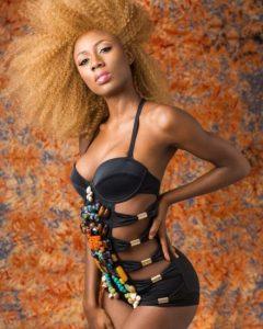 Kora Obidi Goes Completely Nude For Shoot