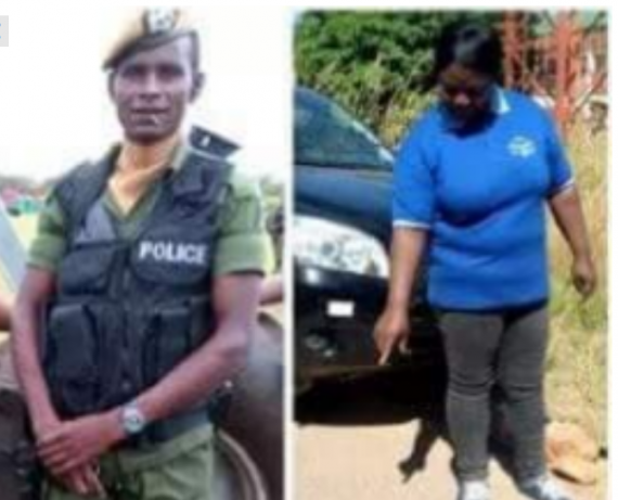 Policeman kills himself after murdering two others over his girlfriend