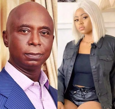 Regina Daniels Husband, Ned Nwoko, place in hell will sure be The hottest -Shan GeorgeRegina Daniels Husband, Ned Nwoko, place in hell will sure be The hottest -Shan George