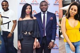 what nigerians are saying about ubi franklin expecting fourth child