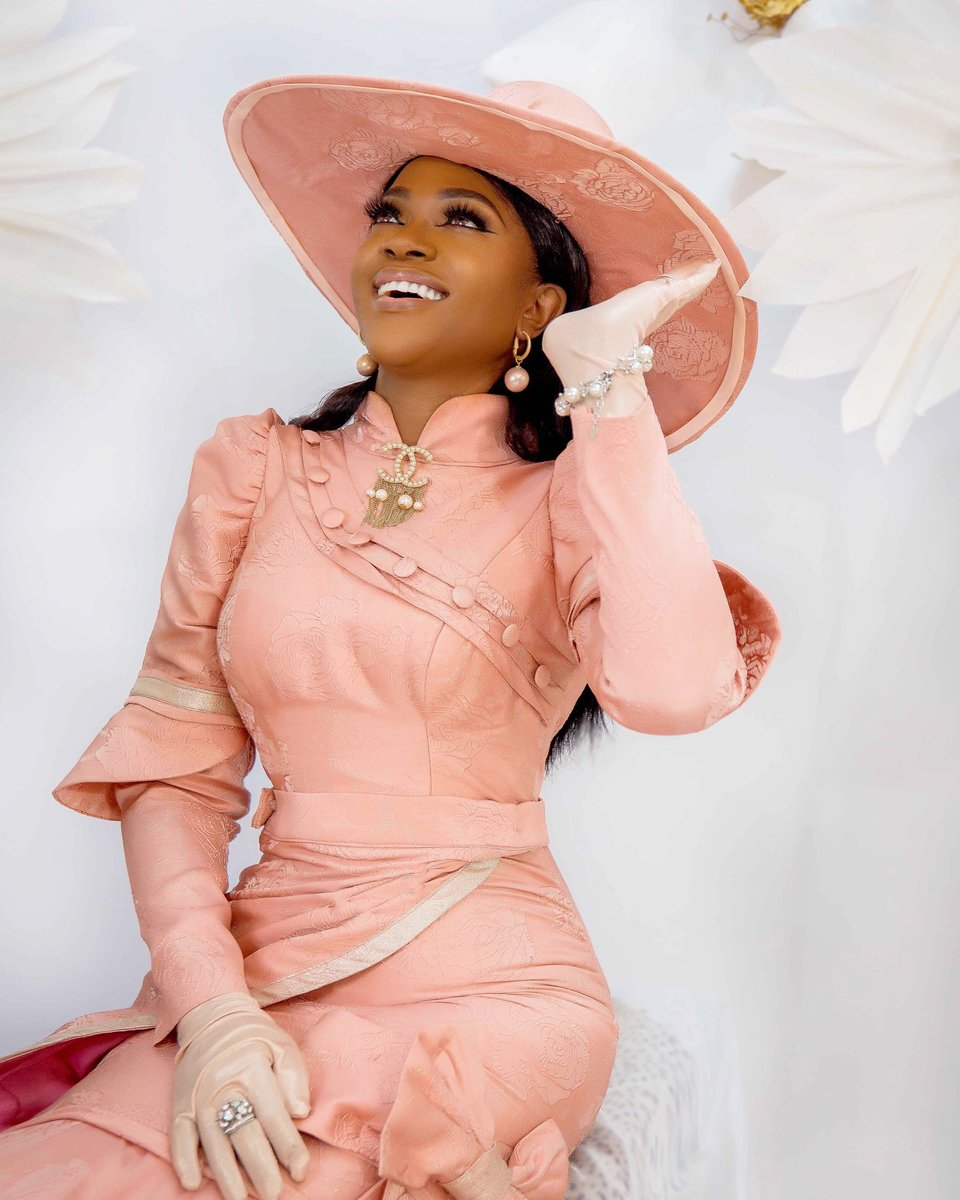 Omoni Oboli Shares One Thing She Was Born With