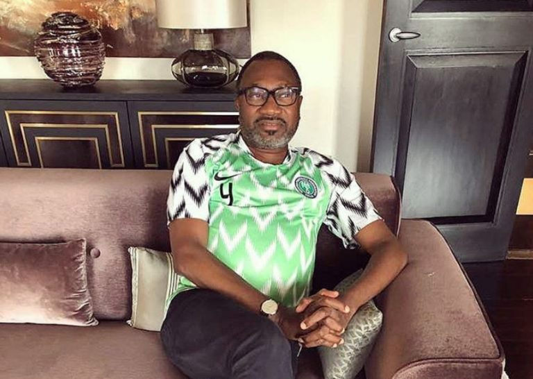 femi otedola to foot christian chukwu's medical bill