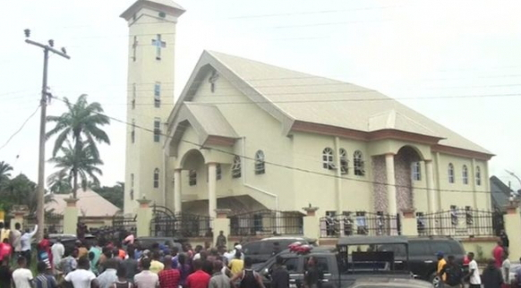 ozubulu catholic church mass murder - No One Paid Tithe, So I Stole A Car To Pay My Debt – Pastor Makes Shocking Confession