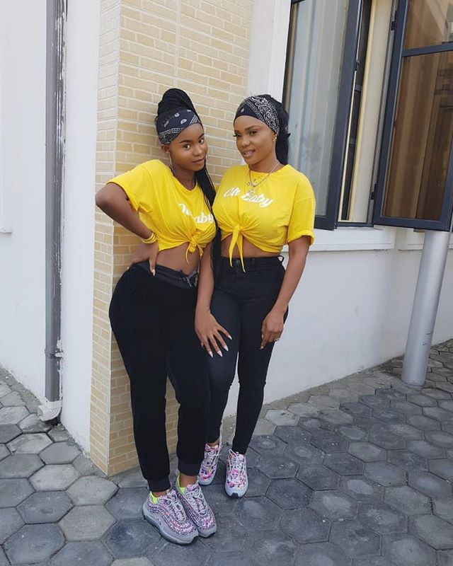 Iyabo Ojo's 18-year-old daughter turns video vixen, features in Korede Bello's new song