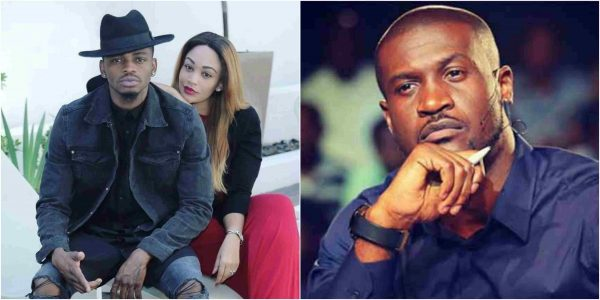 'How Peter Of Psqaure, destroyed my marriage' - Diamond Platnumz