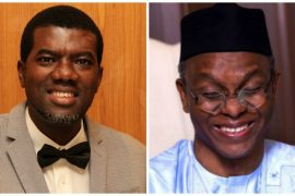 Two months ago El-Rufai promised foreigners who intervene in Nigeria Will Return Home In Body Bag, Now A British aid worker in Nigeria is returning in body bag - Reno Omokri