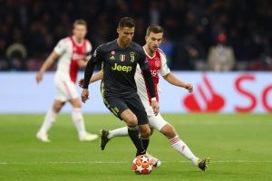 ronaldo is joint highest goal scorer