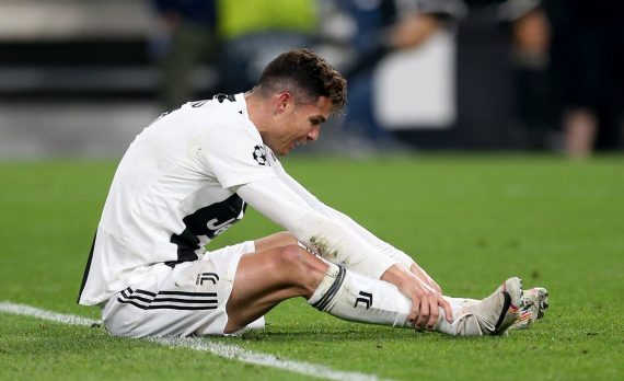 2018/19 will be the first Champions League season not to feature Cristiano Ronaldo at the semi-final stage since 2009-10, when he was eliminated at the Last 16 stage with Real Madrid