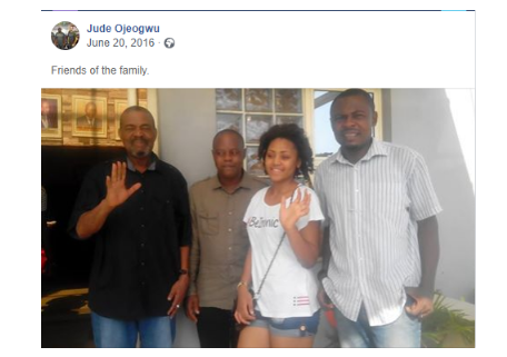 0 7 - 'I am not in support of whatever is happening with her' – Regina Daniels' dad finally reacts