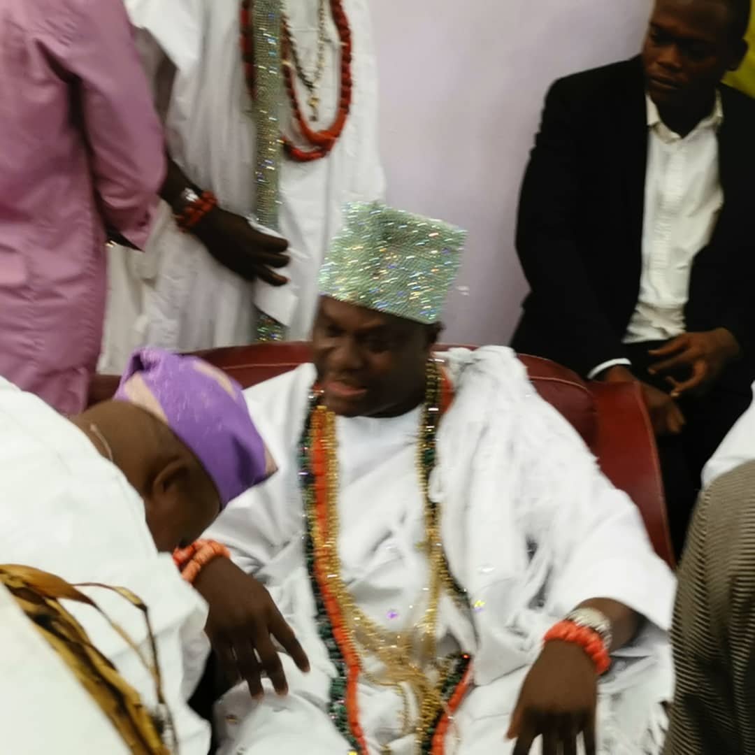 016bd5ca a551 4626 969d d3c1ee7f6aa1 8 - [Photos]: Oni Of Ife, Adegboyegha Oyetola, others storm the 62nd birthday event of Rauf Aregbesola