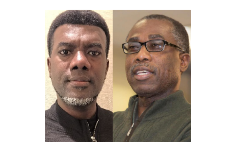 'You are despicable ' - Literary critic Pa Ikhide slams Reno Omokri over his insensitive Binyavanga Wainaina's comment