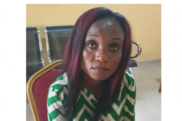 PHOTOS: Police nab women who staged her own kidnap to extort her family members